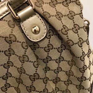 Gucci Bags - Gucci GC Canvas Medium Sukey